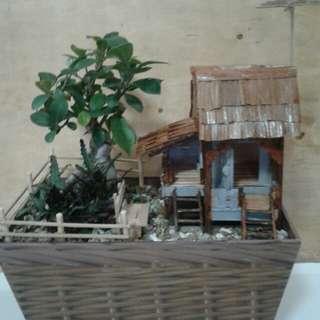 miniature kampong