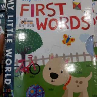 My Library of First Word