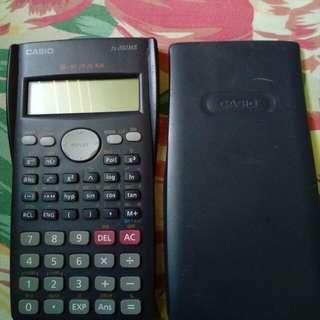 Calculator Casio 350ms