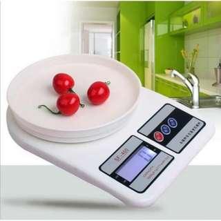 Timbangan Kue / Dapur SF-400 Electronic Kitchen Scale