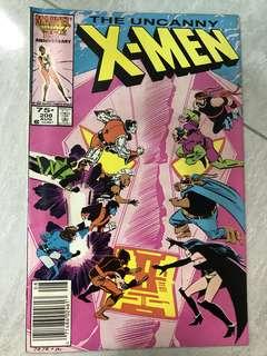 X-Men #208