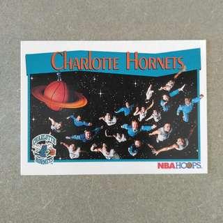 NBA 1991 卡 (Hornets)
