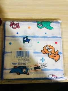 Sanrio 恐龍 棉質 手巾仔