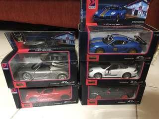 Petron Porsche Collection