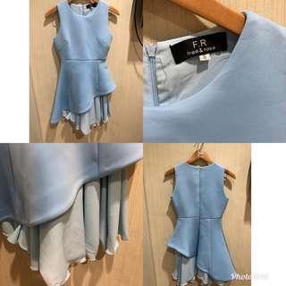 Baby Blue Dress (Premium)
