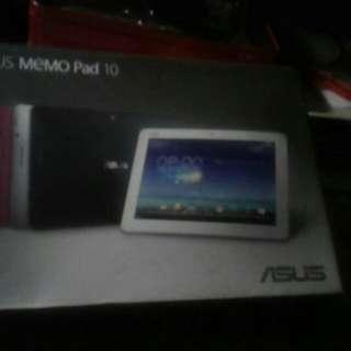 🚚 Asus 10.1吋平板%95 新没用到