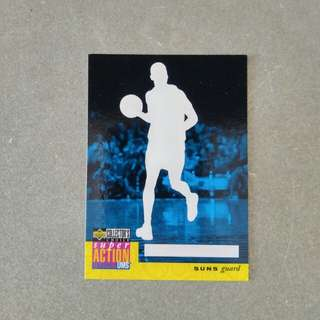 NBA UpperDeck Base Card
