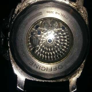jam tangan otomatic.jenama.luminor.GMT.PANERAI