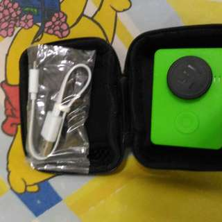 PAKET Xiaomi Yi Action Camera 16MP