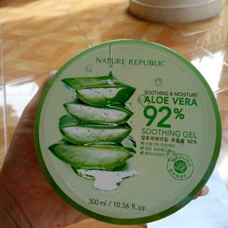 aloevera nature republic