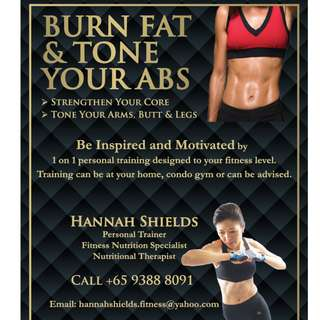 Personal Training for ladies