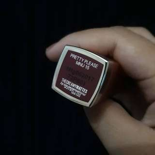 Authentic Maybelline Lipstick