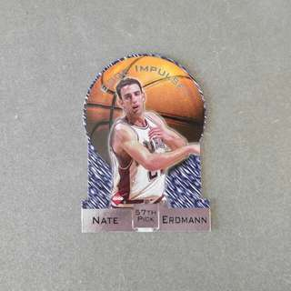 NBA Card (Nate Erdmann)