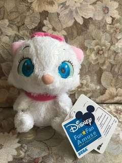 Marie cat 瑪莉貓 迪士尼 公仔