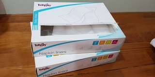 Tollyjoy napkin liners
