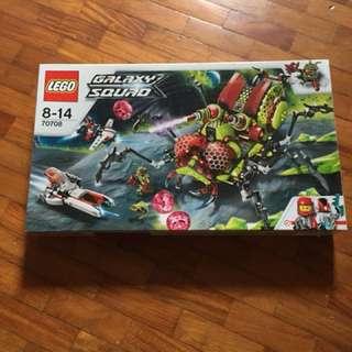Lego galaxy squad 70708