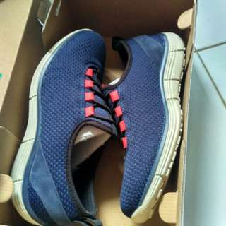 Slop shoes Kuka Navy Blue