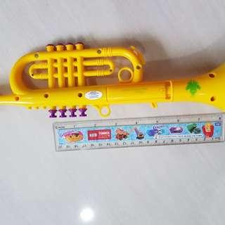 Disney on Ice toy trumpet
