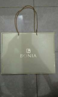 Paperbag - Paper Bag - Tas Karton Branded Bonia New