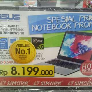 Kredit Laptop Asus A442ur Core i5