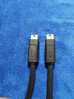 Bose 3-2-1 II Cables
