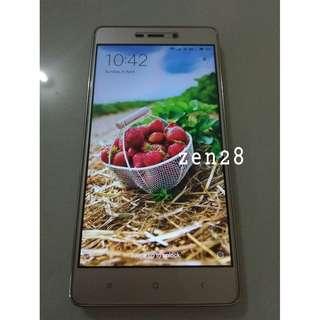 Xiaomi Redmi 3s Gold 2/16gb