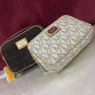 MK Chain Sling Bag