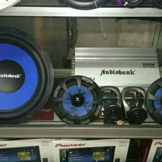 Audio Bank