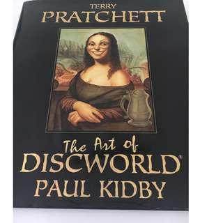 [Artbook] The Art of Discworld