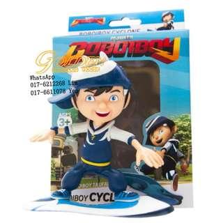 BOBOIBOY TAUFAN Toys Figurine
