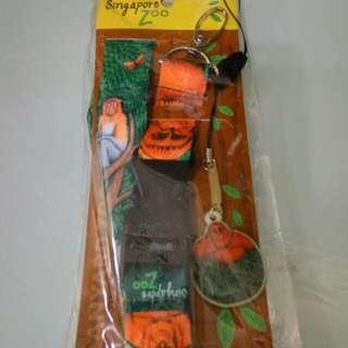 电話頸繩(購於Singapore)