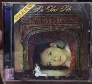 Sarah Geronimo : The Other Side Concert (Audio)
