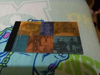 Hong Kong Post Stamp 香港郵政郵票套摺孫中山誕生150週年小本票booklet