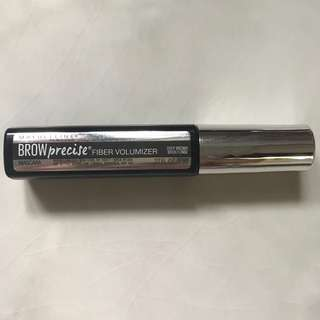 Maybelline brow precise fiber volumizer