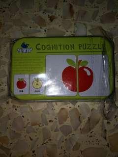 Bn Cognition puzzles (fruits version).