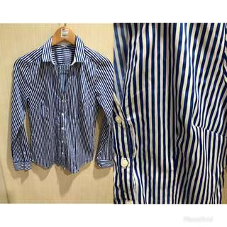Blue Stripes Office T-shirt