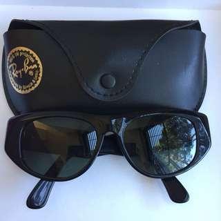 Old School Ray Ban Sunglasses
