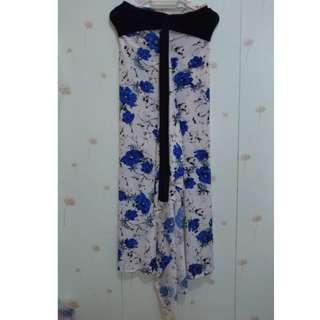 Floral Trapless Dress