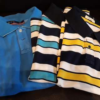 Bundle for Polo Shirts 4-6 years old