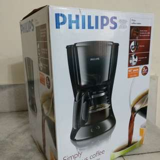 Philips Coffee Maker HD7431