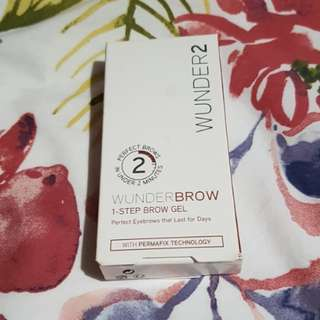 Wunder Brow Gel in shade  Black/Brown