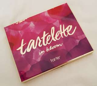 Original tarte tartelette in bloom eyeshadow palette