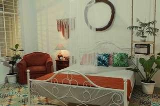 Kerangka kasur vintage & bed