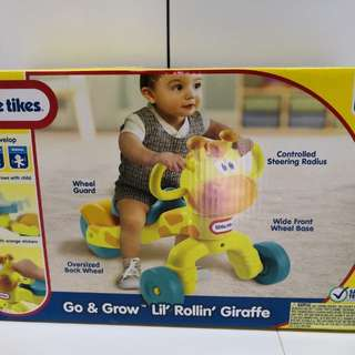 Little Tikes Go & grow Giraffe scooter Tricycle
