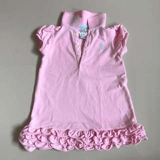 RL Pink Dress