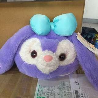 🚚 紫色垂耳史黛拉肩背包