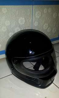 jual helm model simpson bandit
