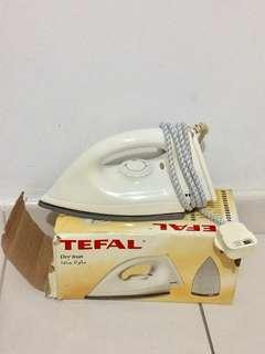 TEFAL iron  1000W