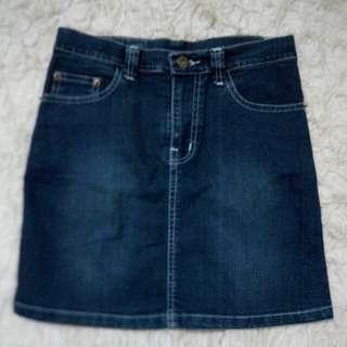 Rok jeans sz 28
