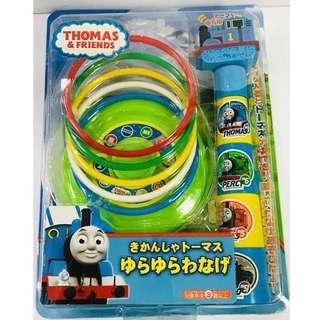 🚚 湯瑪士小火車THOMAS AND FRIENDS套圈圈玩具 多人遊戲